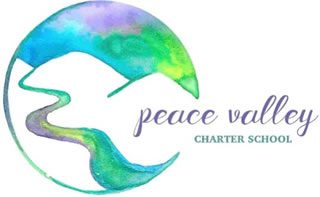 Peace valley charter school logo