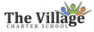The Village Charter School logo