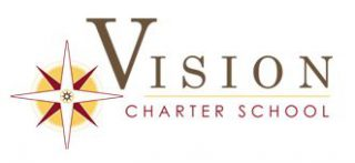 Vision Charter School logo