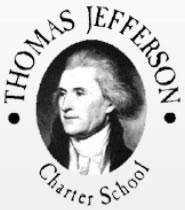 Thomas Jefferson Charter School Logo